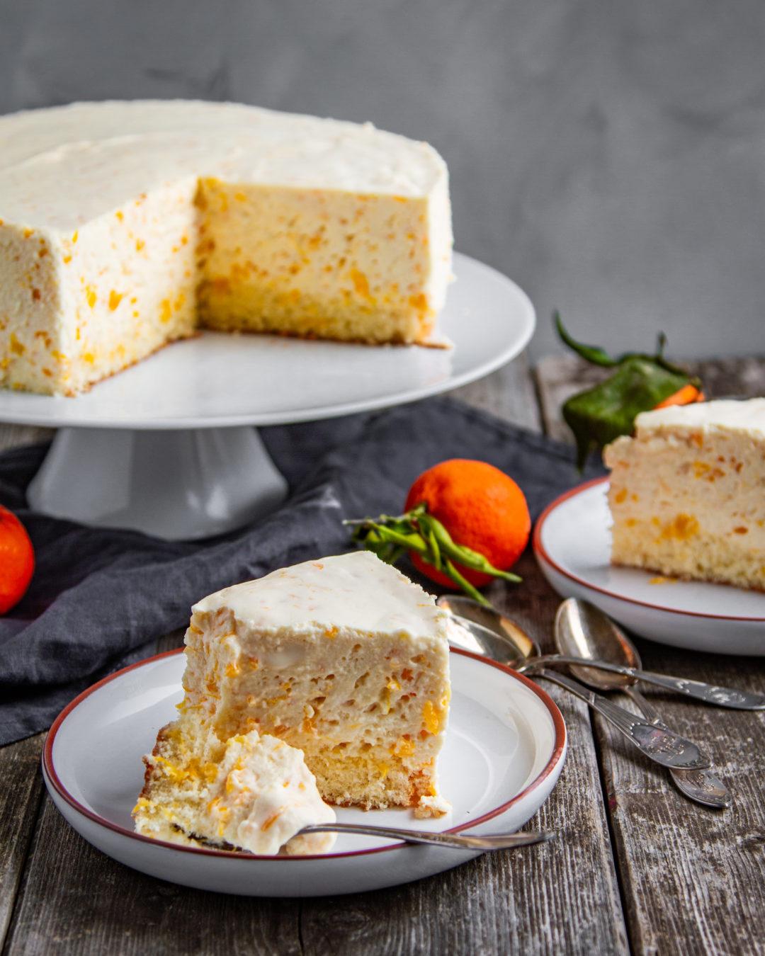 Kase Sahne Torte Tinas Kuchenzauber